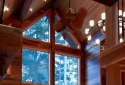 Interior Liner 2: Photo courtesy of Lindal Cedar Homes